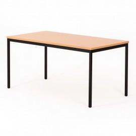 Mesa rectangular polivante